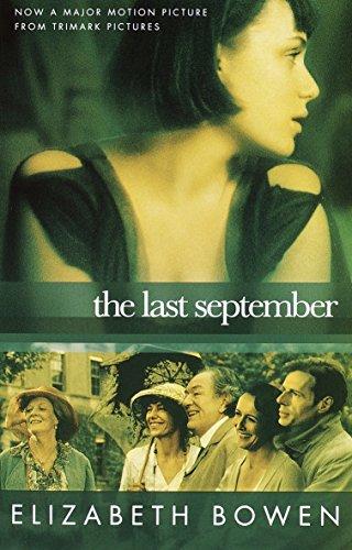 The Last September By Professor Elizabeth Bowen