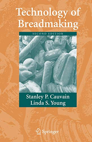Technology of Breadmaking By Stan Cauvain