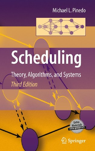 Scheduling By Michael Pinedo
