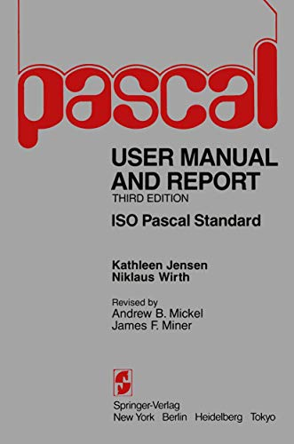 Pascal User Manual and Report By Kathleen Jensen