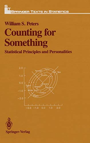 Counting for Something By William S. Peters