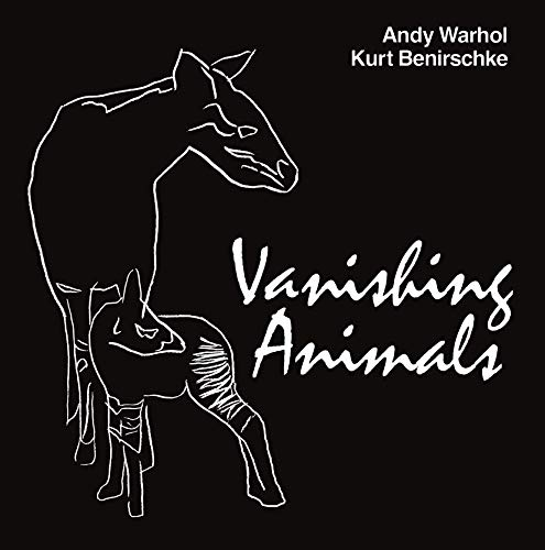 Vanishing Animals By Andy Warhol