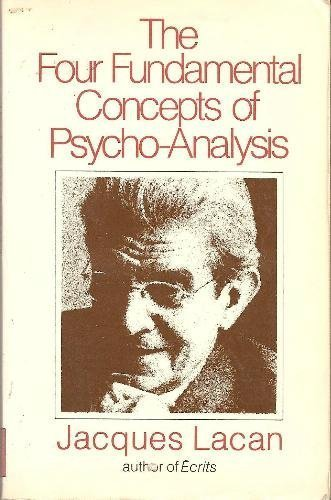Lacan Four Fundamental Concepts of Psycho-Analys is By Jacques Lacan