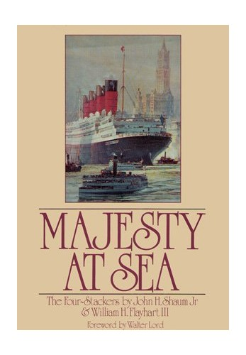 Majesty at Sea By Shaum