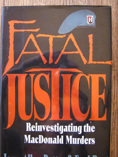 Fatal Justice (Cloth) By Jerry Allen Potter