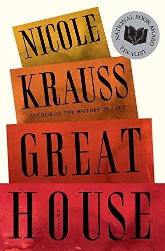 Great House By Nicole Krauss