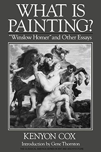 What Is Painting? By Kenyon Cox