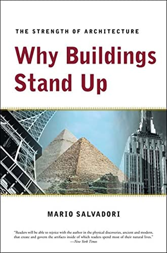 Why Buildings Stand Up: The Strength of Architecture: Strength of Architecture from the Pyramids to the Skyscraper By Mario Salvadori