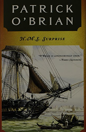 H. M. S. Surprise By Patrick O'Brian
