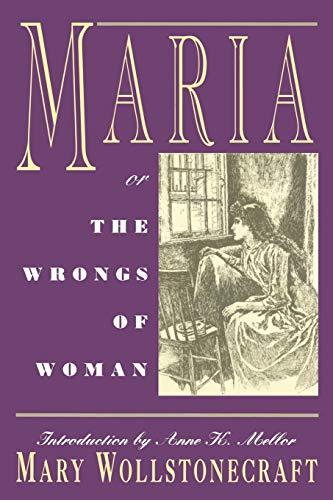 Maria By Mary Wollstonecraft
