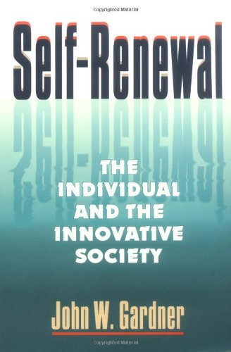 Self-Renewal By John William Gardner