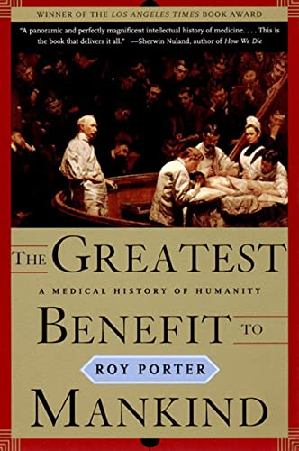 Greatest Benefit to Mankind By Porter