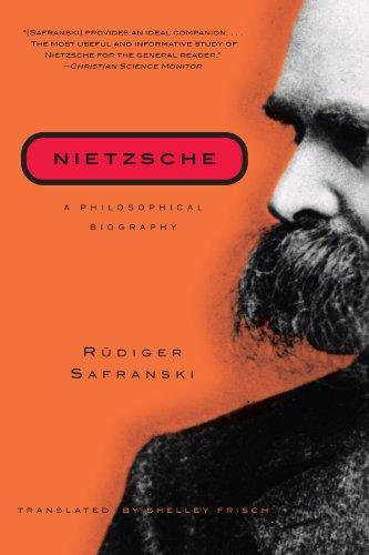 Nietzsche von Rudiger Safranski