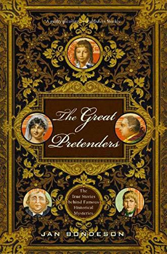 The Great Pretenders von Jan Bondeson, Ph.D. (Kennedy Institute of Rheumatology (London))
