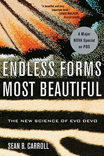 Endless Forms Most Beautiful By Sean B. Carroll