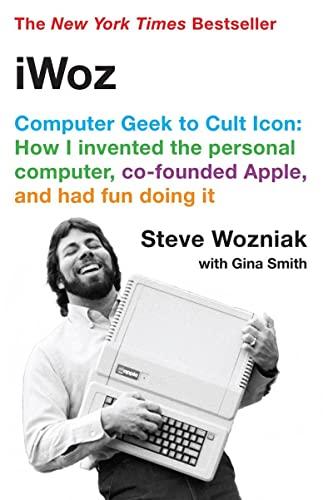 iWoz von Steve Wozniak