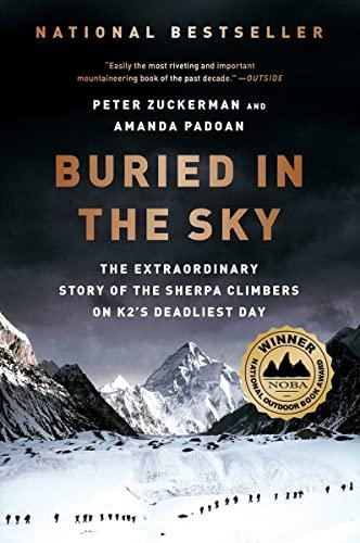 Buried in the Sky By Peter Zuckerman