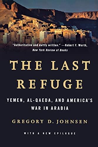 The Last Refuge By Gregory D. Johnsen