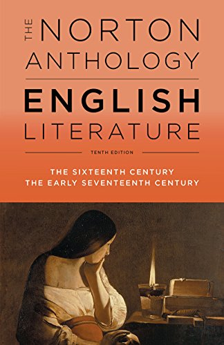 The Norton Anthology of English Literature By General editor Stephen Greenblatt (Harvard University)
