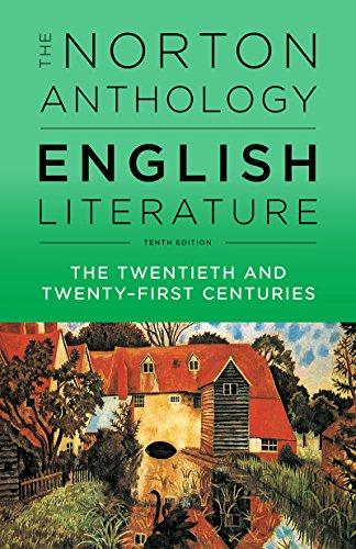 Norton Anthology of English Literature By Edited by Stephen Greenblatt (Harvard University)