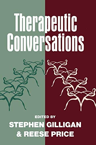 Therapeutic Conversations By Edited by Stephen G Gilligan