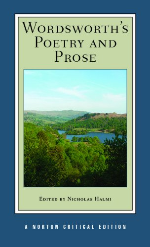 Wordsworth's Poetry and Prose By William Wordsworth