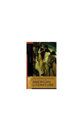 Norton Anthology of American Literature: v. C: 1865-1914 by Nina Baym