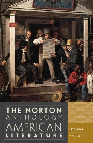 The Norton Anthology of American Literature: B General editor Nina Baym