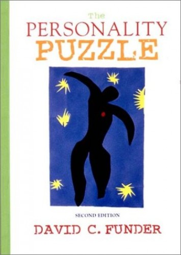 The Personality Puzzle By David C. Funder