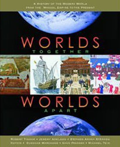 Worlds Together, Worlds Apart By Robert L. Tignor