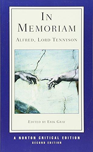 In Memoriam (Norton Critical Editions) By Alfred Tennyson