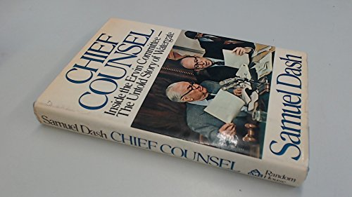 Chief Counsel By Samuel Dash