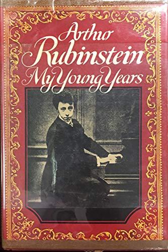 My Young Years von Artur Rubinstein
