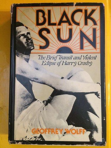 Black Sun von Geoffrey Wolff