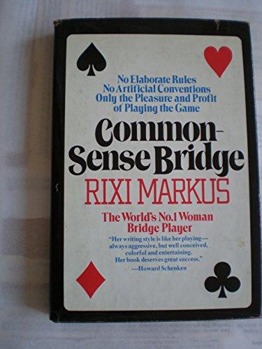 Common-sense bridge By Rixi Markus