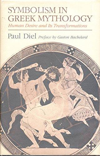 Symbolism Greek Mytholgy By Paul Diel