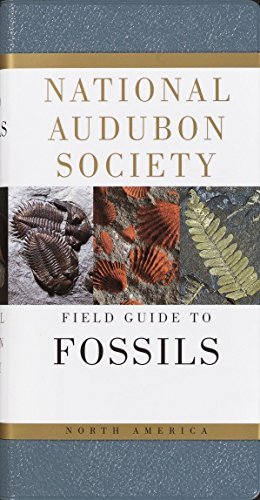 National Audubon Society Field Guide to Fossils By Ida Thompson
