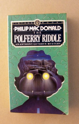 Polferry Riddle V711 By Philip MacDonald