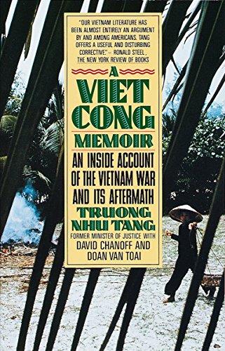 A Vietcong Memoir von Truong Nhu Tang