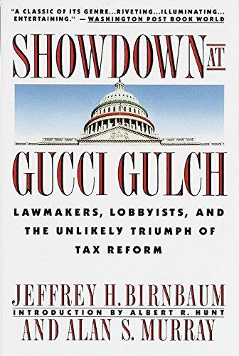 Showdown at Gucci Gulch By Jeffrey H. Birnbaum