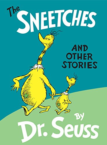 Sneetches, the: & Other Stories von Dr Seuss