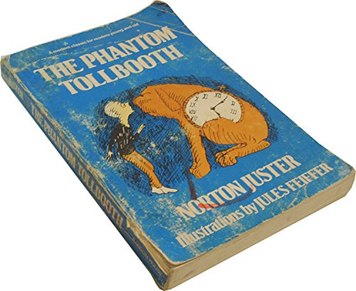 Phanthom Tollbooth By Norton Juster