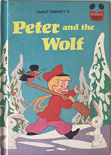 Peter and the Wolf By Disney Book Club
