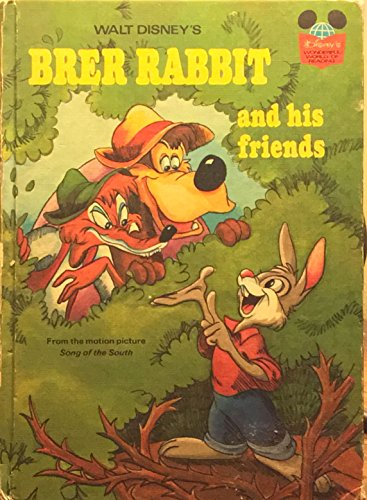 Brer Rabbit&his Friends By Walt Disney Productions