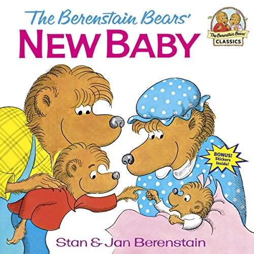 Berenstain Bears New Baby By Jan Berenstain