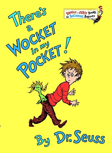 There's a Wocket in My Pocket! (Bright & Early Books for Beginning Beginners)