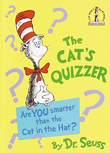 The Cat's Quizzer By Dr Seuss