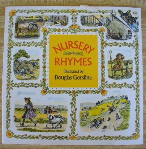 Nursery Rhymes By Douglas Gorsline