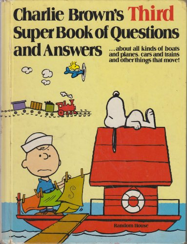 Charlie Brown's Super Book of Questions and Answers By Charles M Schulz