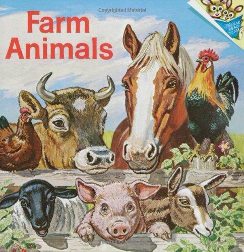 Farm Animals By Hans Helweg